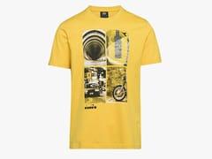 DIADORA UTILITY, T-SHIRT GRAPHIC ORGANIC SULPHUR T-shirt da lavoro