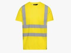 DIADORA UTILITY, T-SHIRT HV ISO GIALLO FLUO T-shirt da lavoro