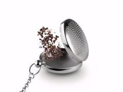 Filtro da té in acciaio inoxT-TIMEPIECE - ALESSI