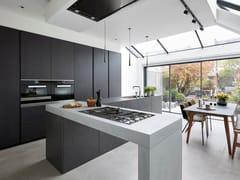 Cucina con isola senza maniglieT30/D90 | Cucina - TM ITALIA CUCINE