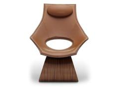Poltroncina imbottita in noceTA001P | Dream Chair - CARL HANSEN & SØN MØBELFABRIK A/S