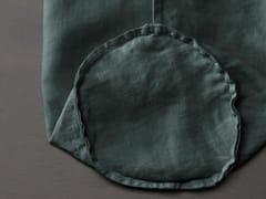 Portapane tondo in lino leggero doppiatoTAB   Portapane - SOCIETY LIMONTA