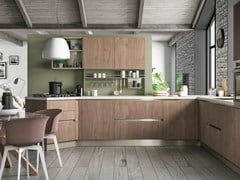 Cucina componibile TABLET NECK - CREO KITCHENS BY LUBE