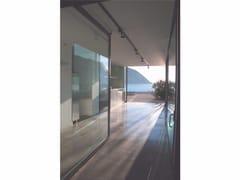 Finestra a bilico in acciaio con doppio vetro TABS® | Finestra a bilico -