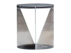 Sgabello in alluminioTAI | Sgabello in alluminio - MAZANLI