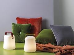 Lampada da tavolo a LED portatile con emissione del suonoTAKE AWAY SOUND - ROSSINI ILLUMINAZIONE