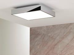 Plafoniera a LED in alluminio e policarbonatoTAKETA | Plafoniera - ASTRO LIGHTING