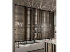 Credenza in legno con illuminazione integrataTAL | Credenza - SHAKE