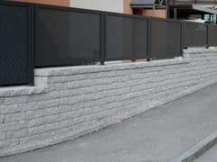 FERRARI BK, TANGO® Muro a secco per giardino