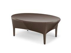 Tavolino da giardino ovale TANGO | Tavolino ovale - TANGO
