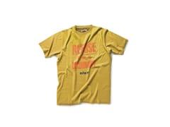 DIKE, TARGET OCRA T-Shirt in 100% cotone