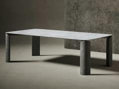 Tavolo rettangolare in marmoTAULA | Tavolo rettangolare - SALVATORI