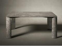 Tavolo quadrato in marmoTAULA | Tavolo quadrato - SALVATORI