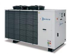 Sistema ecologico polivalente con condensazione ad aria TCAEY-THAEY 233÷265 -