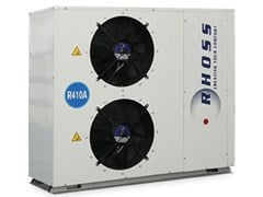 Rhoss, TCAITY-THAITY 117÷128 Pompa di calore / Refrigeratore ad aria