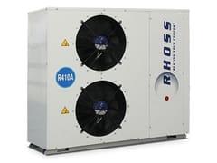 Rhoss, TCAITY-THAITY 120÷130 Pompa di calore / Refrigeratore ad aria