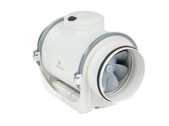 Ventilatori elicocentrifughi in-line per condotti circolariTD-EVO - S&P ITALIA