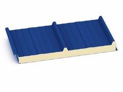 Marcegaglia, TD3 Pannelli coibentati per copertura in poliuretano