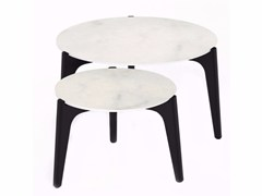 Tavolino basso rotondo TEA TIME | Tavolino rotondo -