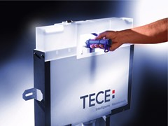 Cassetta di scaricoTECEbox Octa - TECE ITALIA
