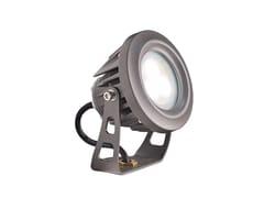 Proiettore per esterno a LED orientabile in alluminioTECH 6W - BEL LIGHTING