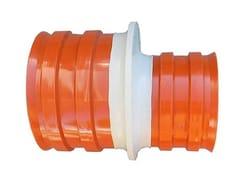 Aumento eccentrico ff per tubo TECH3TECH3 | AUMENTO ECCENTRICO FF - ITALIANA CORRUGATI