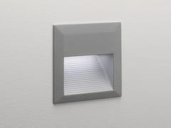 Segnapasso a LED a parete in alluminio per esterniTECLA - ASTRO LIGHTING