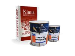 Cappa collaborante innovativa per rinforzo di archi e volteLIMEPOR COCCIOFORTE - KIMIA