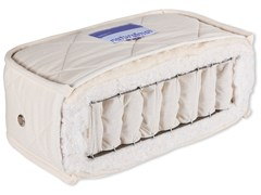 Materasso a molle insacchettate lavabile TEEN SPRING - THE NATURAL MAT COMPANY