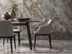 EmilCeramica, TELE DI MARMO REVOLUTION BLU ANDE Pavimento/rivestimento in gres porcellanato effetto marmo