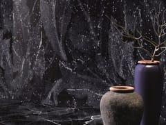 EmilCeramica, TELE DI MARMO REVOLUTION CALACATTA BLACK Pavimento/rivestimento in gres porcellanato effetto marmo