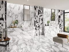 Pavimento/rivestimento in gres porcellanato effetto marmoTELE DI MARMO SELECTION ARABESCATO - EMILCERAMICA BY EMILGROUP