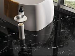 Pavimento/rivestimento in gres porcellanato effetto marmoTELE DI MARMO SELECTION NERO - EMILCERAMICA BY EMILGROUP