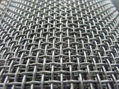 TTM Rossi, TELE QUADRE Tela metallica per l'industria
