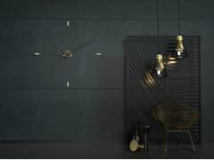Orologio in metallo da parete TEMPO 4-100 -