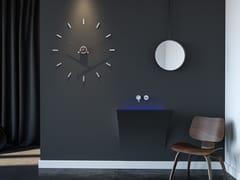Orologio in metallo da pareteTEMPO 80 - MATERIUM