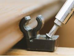 Sistema di fissaggio in metalloTENI CLIP - DAKOTA GROUP