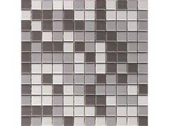 Mosaico in gres porcellanato per interni ed esterniTERCEIRA MATT - CE.SI. CERAMICA DI SIRONE