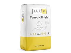 Finitura bianca termo-riflettente e termo-isolanteTERMO K FINISH - RALLK