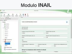 Certificazione energetica e progettazione termotecnicaTERMOLOG - Modulo INAIL - LOGICAL SOFT
