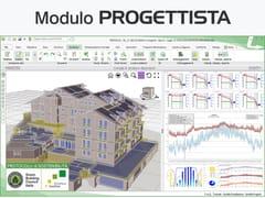 Certificazione energetica e progettazione termotecnicaTERMOLOG - Modulo PROGETTISTA - LOGICAL SOFT