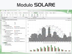 LOGICAL SOFT, TERMOLOG - Modulo SOLARE Certificazione energetica e progettazione termotecnica