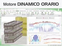 LOGICAL SOFT, TERMOLOG - Motore DINAMICO ORARIO Certificazione energetica e progettazione termotecnica
