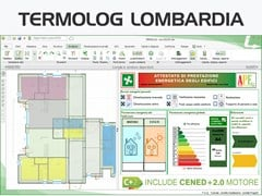 Certificazione energetica e progettazione termotecnicaTERMOLOG LOMBARDIA - LOGICAL SOFT