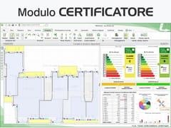 Certificazione energetica e progettazione termotecnicaTERMOLOG - Modulo CERTIFICATORE - LOGICAL SOFT