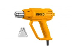 INGCO ITALIA, TERMOSOFFIATORE PROFESSIONALE 2000W HG200038 Pistola termica