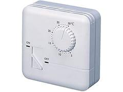 Termostato manualeTERMOSTATO - ELECTRALINE