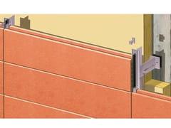 Struttura di supporto per facciata TERRART®- FLEX - TERRART®
