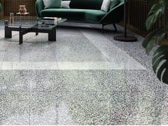 Casalgrande Padana, TERRAZZO Pavimento/rivestimento effetto terrazzo veneziano