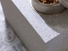 Rivestimento antibatterico ignifugo in Krion® TERRAZZO -
